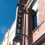 Butte-sign